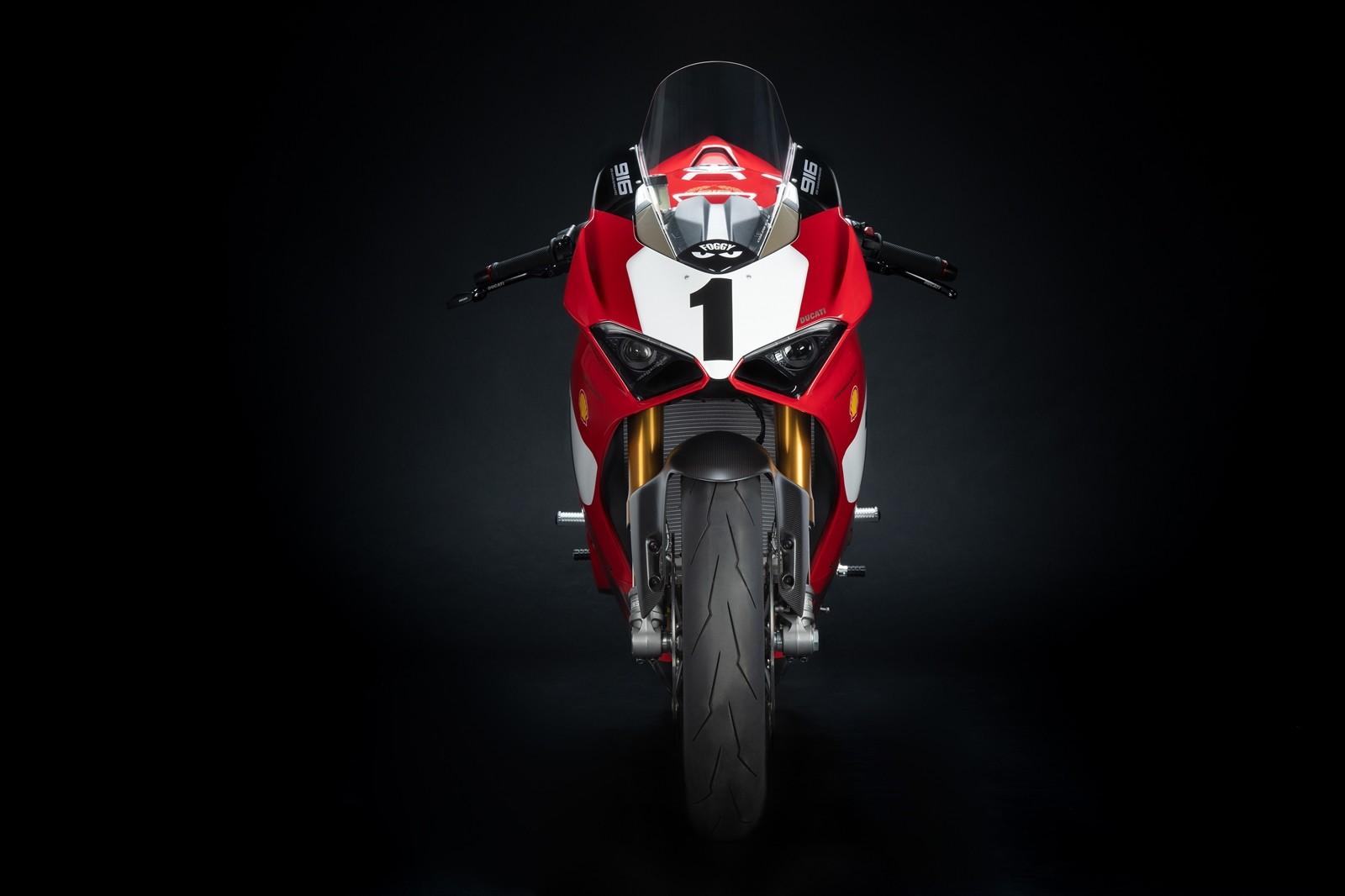 Foto de Ducati Panigale V4 25° Anniversario 916 (14/73)