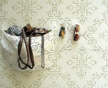 Pocket Wall, una pared con bolsillos