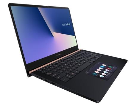 El ASUS Zenbook Pro 14 quiere revolucionar el segmento con un ScreenPad que es touchpad y pantalla auxiliar