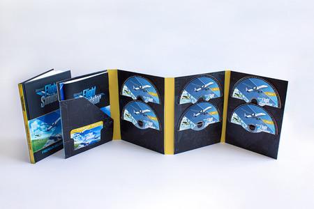 Microsoft Flight Simulator Edicion Fisica