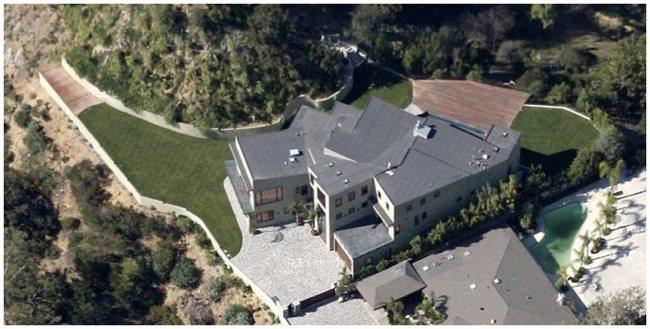 Casas de famosos: Rihanna