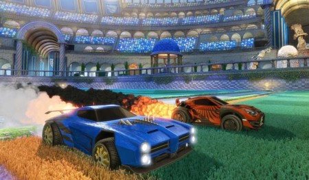 Rocket League supera las cinco millones de descargas y presentan su primer DLC