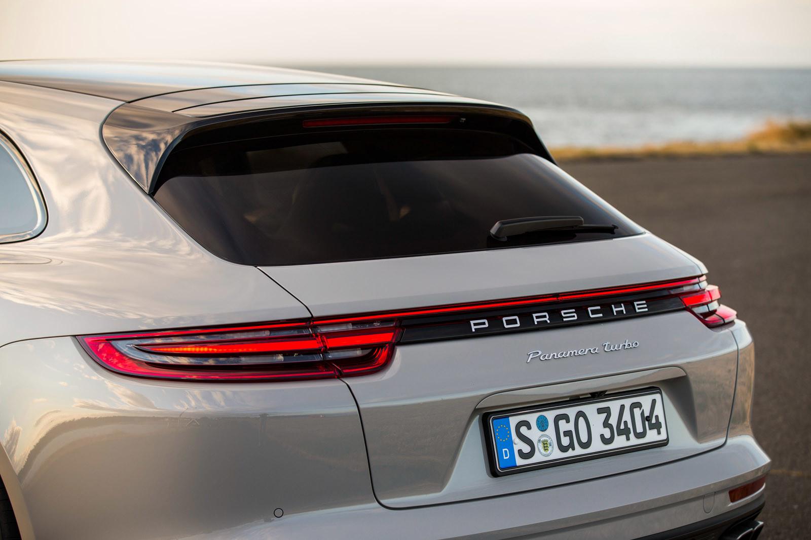 Foto de Porsche Panamera Sport Turismo, toma de contacto (73/75)