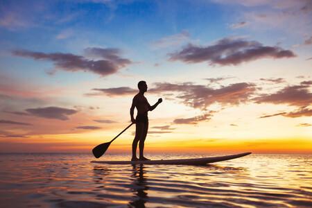 Beneficios Paddle Surf