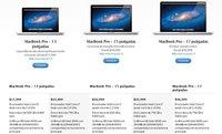 Las MacBook Pro con nueva actualización