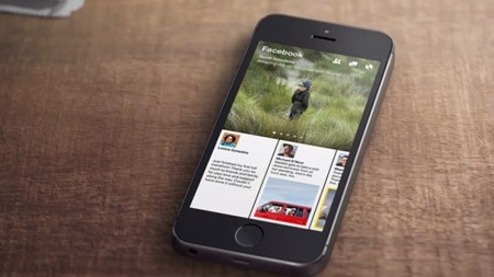 """Facebook se pasa al """"papel"""" con Paper, su nueva revista virtual en forma de app"""