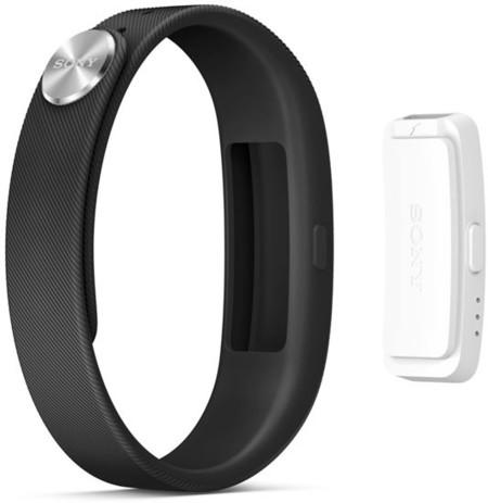 Sony Smartband, otra pulsera cuantificadora más con muchos colores a elegir