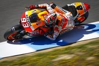 Marc Márquez domina los entrenamientos post Jerez