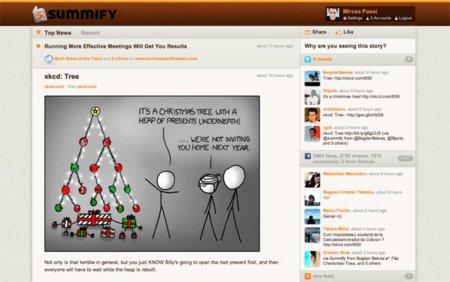 Twitter compra el agregador social Summify
