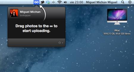 500px lanza una herramienta gratuita de subida de fotografías para Mac