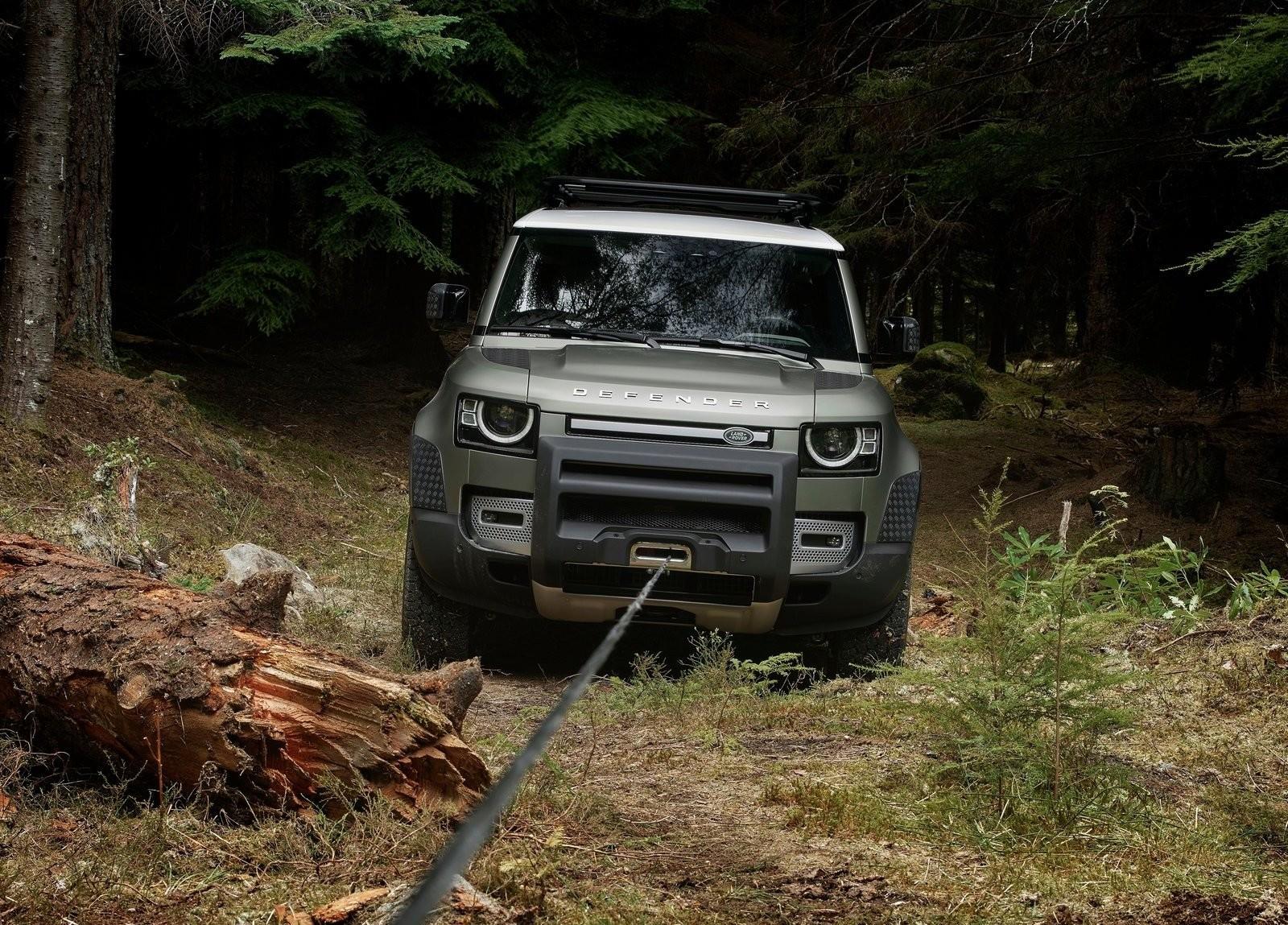 Foto de Land Rover Defender 2020 (51/60)