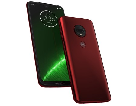 Moto G7 Plus Row Viva Red Pdp Hero