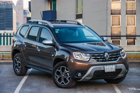Renault Duster 2021 Prueba De Manejo Opiniones Mexico Fotos 15