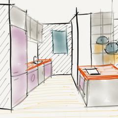 Foto 1 de 7 de la galería proyecto-minue-la-cocina en Decoesfera