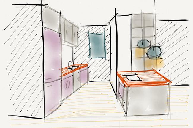 Foto de Proyecto minue: la cocina (1/7)