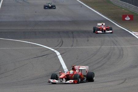 Ferrari busca mejorar en su ritmo a una vuelta