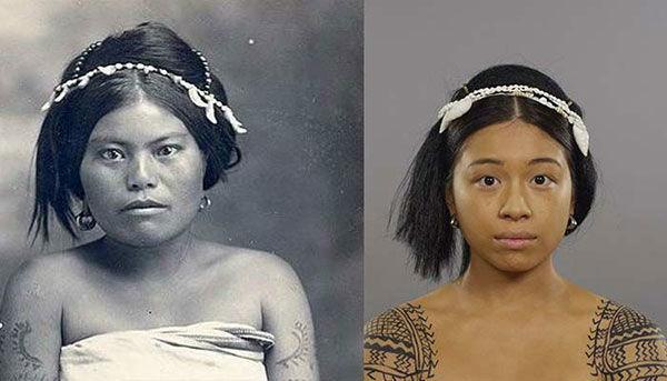 Foto de 100 años de belleza filipina (1/11)