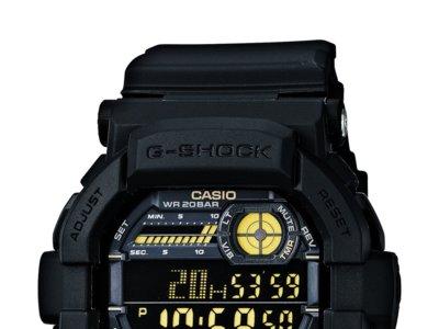 Reloj Casio G-Shock GD-350-1BER por 79,20 euros