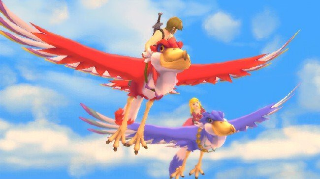Zelda bird