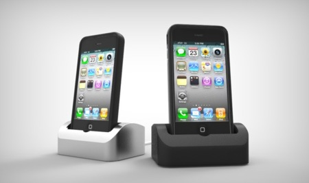 Elevation Dock, para iPhone y con estilo