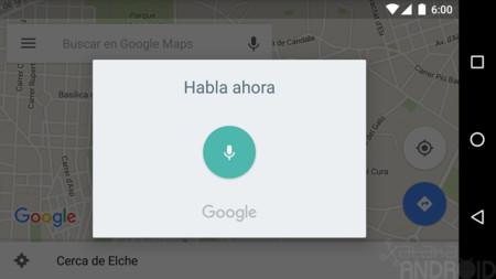 Maps Voz