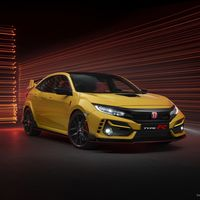 Honda Civic Type R Limited Edition, solo 600 unidades de este hot-hatch rebosante de potencia