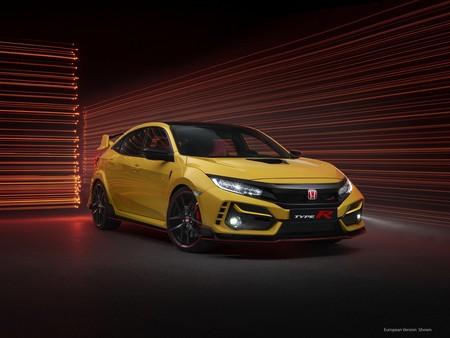 Honda Civic Type R Limited Edition, solo 600 unidades de este hot-hatch rebosante de potencia