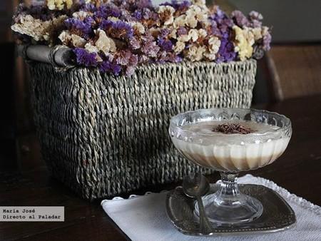Mousse rápida de café, receta para los muy cafeteros