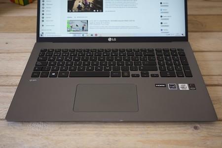 Lg Gram 17 2020 Teclado Y Touchpad