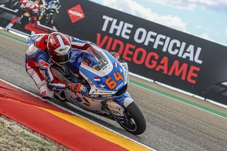 Bendsneyder Aragon Moto2 2021