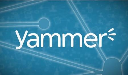 Microsoft despacha otras tres aplicaciones de su plataforma móvil: Yammer, Skype para Empresas y Microsoft Teams