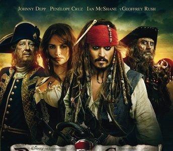 Estrenos de cine | 20 de mayo | Los Piratas conquistan las salas