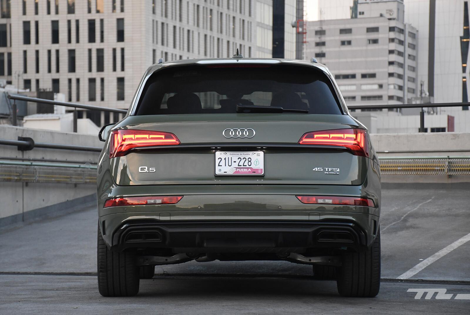 Foto de Audi Q5 2021 (prueba) (4/24)