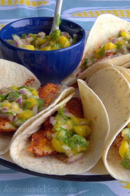 Tacos Pescado