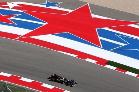 Adrian Sutil saldrá noveno en Austin: oportunidad de oro para puntuar