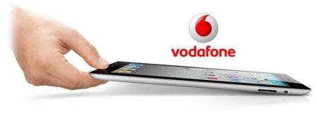 Vodafone presenta sus tarifas de datos para iPad 2