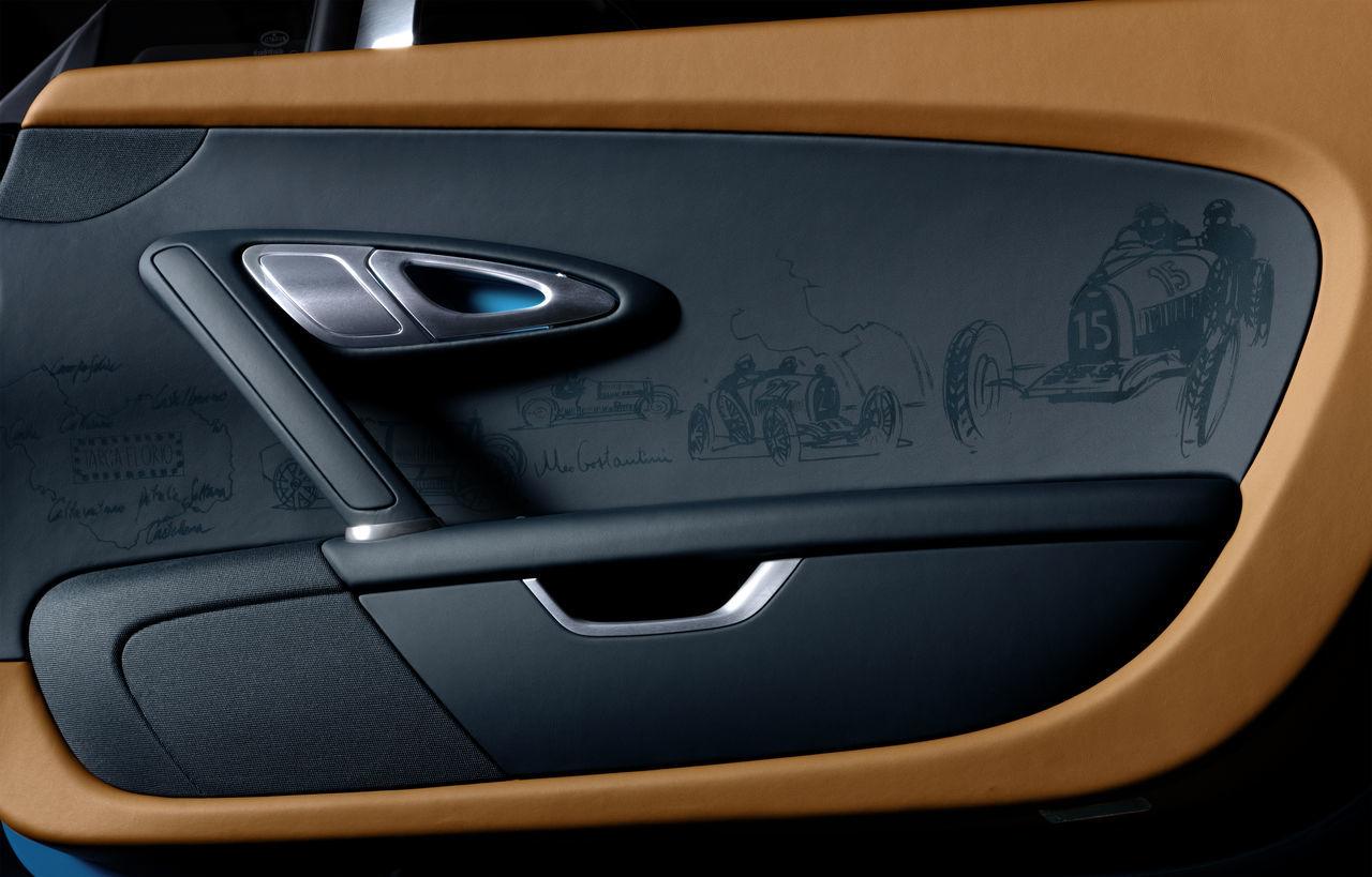 Foto de Bugatti Veyron Meo Constantini (16/24)