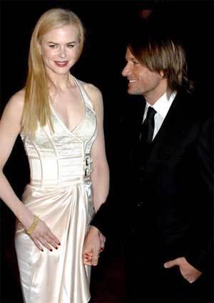 Nicole Kidman y Keith Urban crean una firma de moda