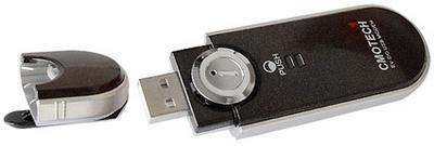 CCU-550, conexión EV-DO vía USB