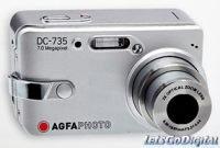 AgfaPhoto DC-735, encantado de verte por aqui