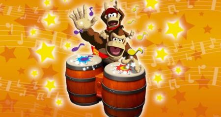 Nintendo tiene una patente para unos bongos de Donkey Konga en Switch. Y también para un teclado