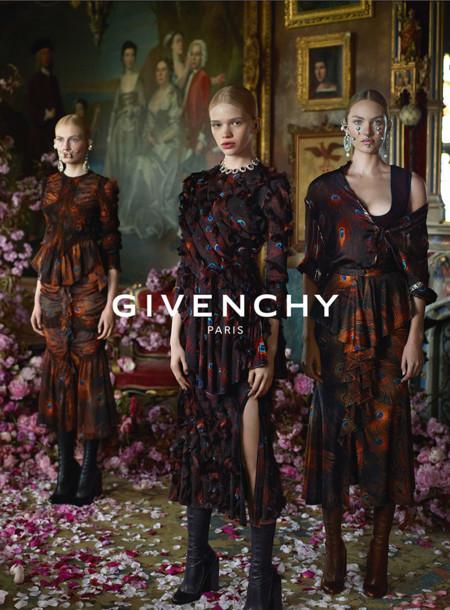 Givenchy Campana Otono Invierno 2015 2016 Donatella Versace 3