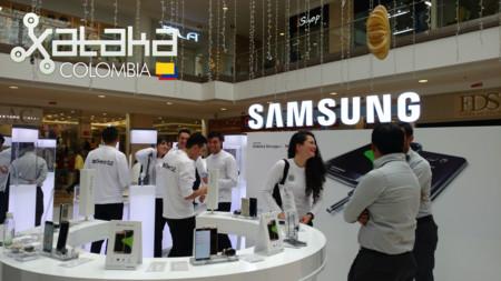 Samsung abre la zona de experiencia 'Galaxy Studio' en el Centro Comercial Santa Fé