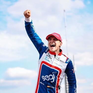 Álex Palou, el viaje del héroe del piloto que ha descubierto la IndyCar a España demostrando que hay vida más allá de la Fórmula 1