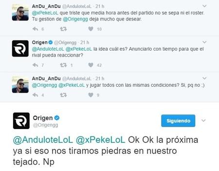Origen Twitter