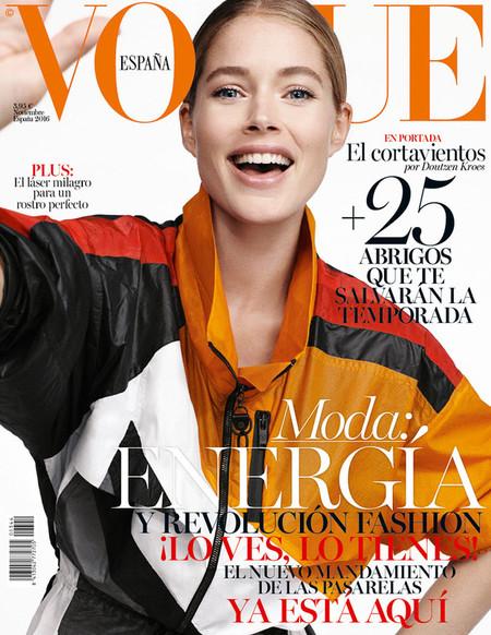 Vogue España:   Doutzen Kroes