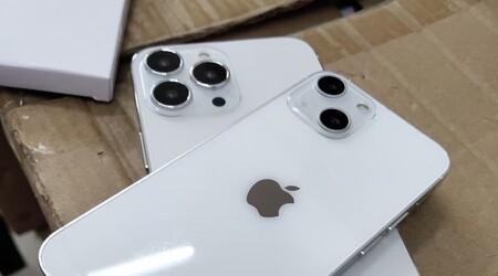 Ahora en diagonal: el iPhone 13 cambiará la forma de sus cámaras según una maqueta