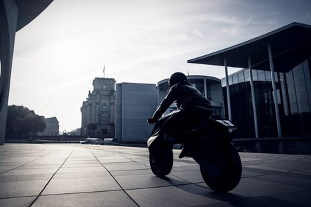 Moto Electrica 3d 1