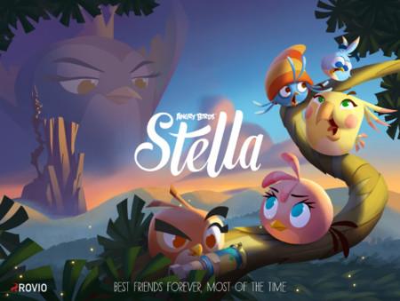 "Angry Birds Stella: Rovio se saca otro ""spin off"" de la manga"