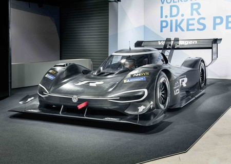 El Volkswagen I.D. R Pikes Peak está listo... ¡y es más rápido que un Fórmula 1!
